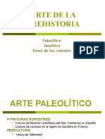 ARTE DE LA PREHISTORIA.ppt