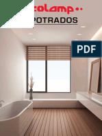 201912 Incolamp Catálogo Empotrados 2019