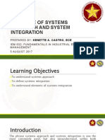 3. Principle of Systems Approach and System Integration-CASTRO
