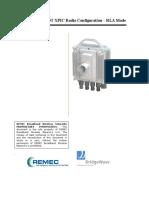 Navigator DT XPIC Radio Configuration - RLA Mode_V3.docx