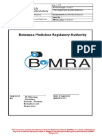 BOMRA Registration Quality Guidelines