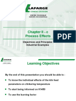 CTEO Chapter II c Process effects