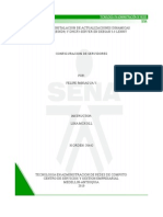 Tutorial Configuracion Actualizaciones Dinamicas