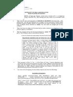 AFFIDAVIT OF SELF ADJUDICATION_TICHEPCO