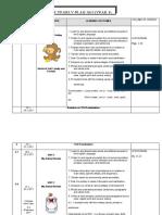 Yearly Scheme Standard 3 2011