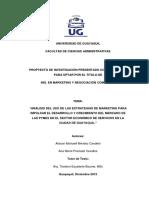 Proyecto de investigacion Alisson Mendez y Ana Preciado