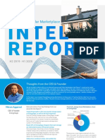 EnergySage SolarMarketplace Intel Report H22019 H12020
