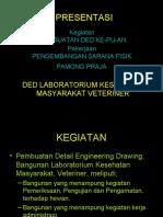 Laboratorium Kesehatan Masyarakat Veteriner