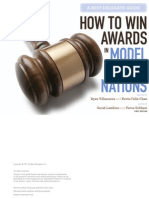 How to Win Awards in Model United Nations - Sample Pages