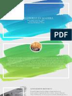 ESTRUCTURAS DE MADERA - OBRA GRIS