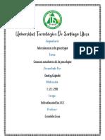 Utesa, IntroduccionAlaPsicologia,LAURYCEPEDA