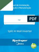 manual do split hi wall Midea.pdf
