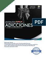 Psicoterapia de las Adicciones 2020