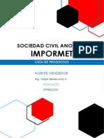 LISTADO IMPORMET OCTUBRE 2020.pdf
