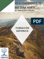 CONFERENCIA DE JÓVENES ZONA NORTE.pdf