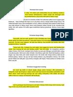 4 contoh permulaan karangan
