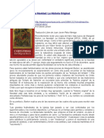 la navidad la historia original - Juan Javier Reta Nemiga