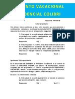 OmairaColibri carta consulta