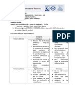 3° TRABAJO GRUPAL DOFA EMPRESAS CEMEX - CERREJON