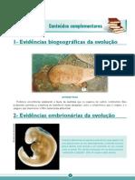 ENEM Amazonas GPI Fascículo 8 – A Evolução das Espécies - Conteúdos complementares