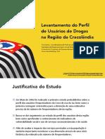LEVANTAMENTO OFICIAL PERFIL DO CRACK SÃO PAULO 2017