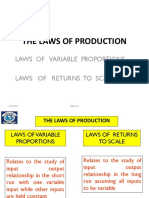 3.Law of Variable Proporation