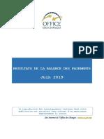Balance de paiements _Juin_2019