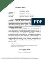 Supremo Tribunal Federal de Brasil ordena a la Policía la libertad de Jaime Saade