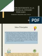 Relación referente a la respuesta al estado peruano (1).pptx