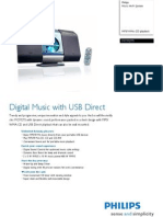 Philips Micro Hi-Fi System MCM275_Leaflet