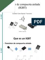 Dispositivos IGBT