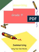 Summarizing_ppoint