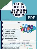 UD4 La Gestión Profesional de las RRSS