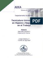 UD5-Comité de Seguridad