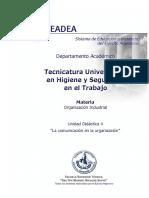 UD4-La comunicación en la organización