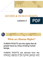 gender HR lecture