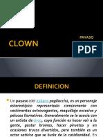 Diapositivas Clown