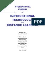 ITDL–Volume 11, Number 10,October 2014.v1