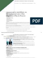 Plan de Negocio inmobiliario_ un hito fundamental entre el Due Diligence y el Plan de Proyecto _ Prosperia