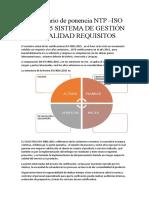 Comentario de ponencia NESTOR ADEL SOTELO TERRONES