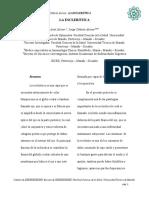 Trabajo de Investigativo- La Esclerotica- Ariel Alcivar Mera 2