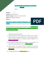 TALLER DE ESTIMULOS Y RECEPTORES