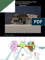 Proposal Rencana Pengembangan kantor PLN