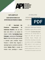 CARTA API (insta) bilingue