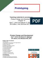 14 Prototyping