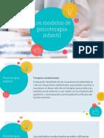 Modelos de psicoterapia infantil