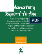 OPSC Guidelines Explanatory Report ECPAT International 2019