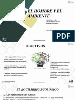 EL HOMBRE Y EL AMBIENTE- Etica 801