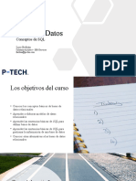 PTECH - CreacioÌn de BDs y manipulacioÌn de datos con SQL.pptx