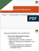 Aula 1 - Introducao e conceituacao geral_man_mecânica